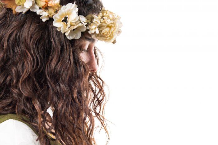 花冠におススメのお花と、デザインの選び方