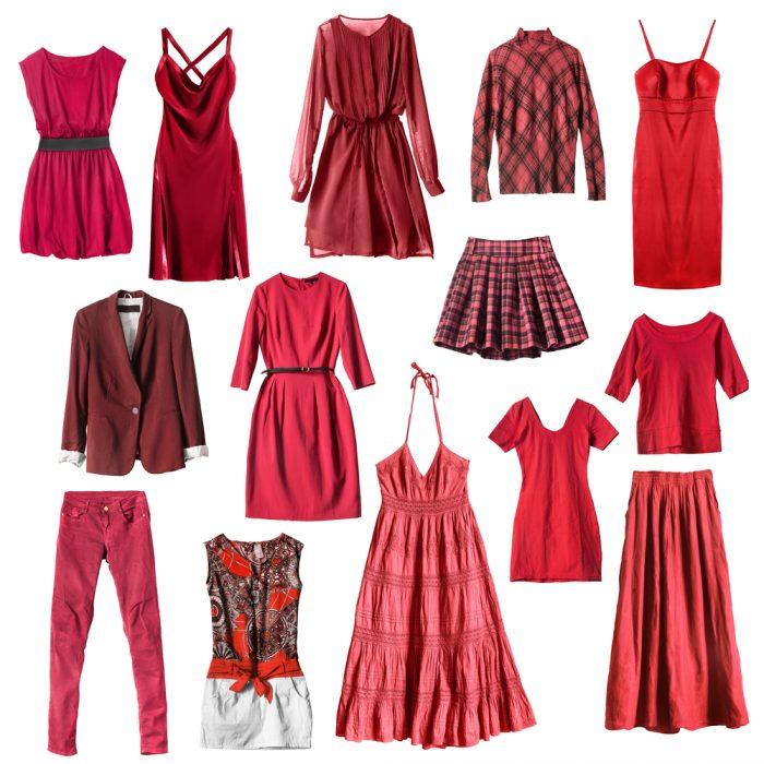 2017年秋冬ファッションの注目色は渋い赤